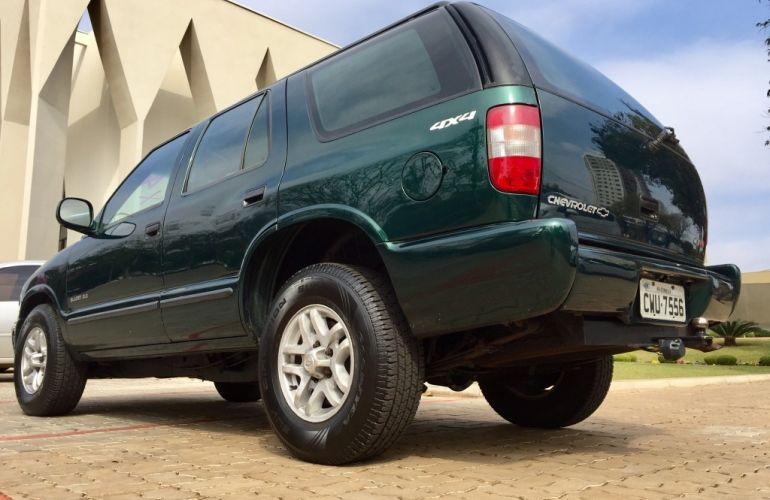 Chevrolet Blazer 4x4 4.3 SFi V6 (nova série) - Foto #10