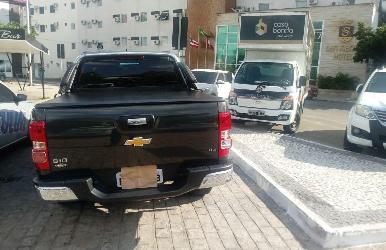 Chevrolet S10 2.5 ECOTEC SIDI LTZ 4WD (Cabine Dupla) (Aut) - Foto #1