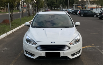 Ford Focus Hatch Titanium Plus 2.0 PowerShift