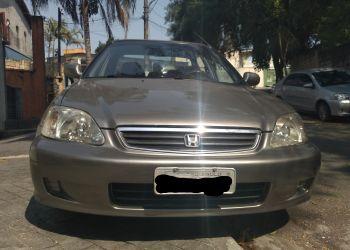 Honda Civic Sedan LX 1.6 16V - Foto #1