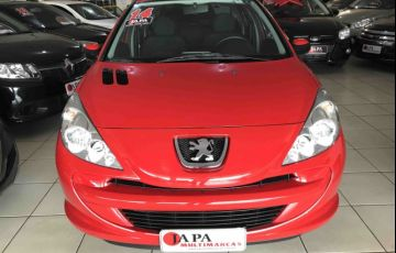 Peugeot 207 Hatch Active 1.4 (Flex)