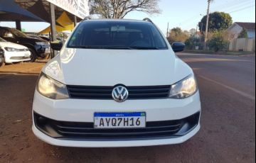 Volkswagen Saveiro Trendline 1.6 MSI CE (Flex) - Foto #1