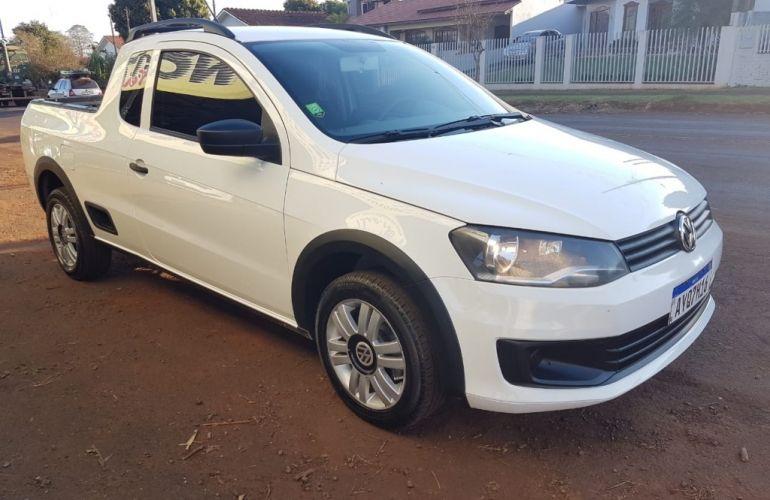 Volkswagen Saveiro Trendline 1.6 MSI CE (Flex) - Foto #4