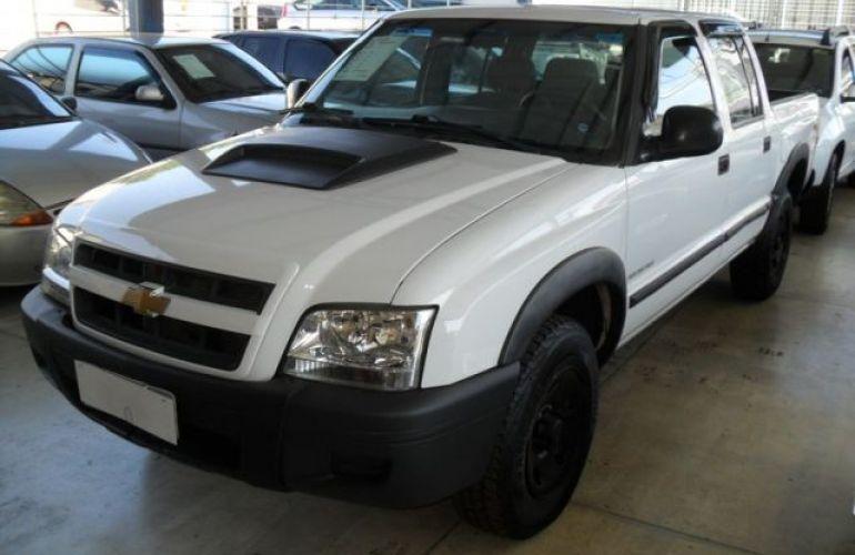 Chevrolet S10 Advantage 4X2 Cabine Dupla 2.4 Mpfi 8V Flexpower - Foto #2