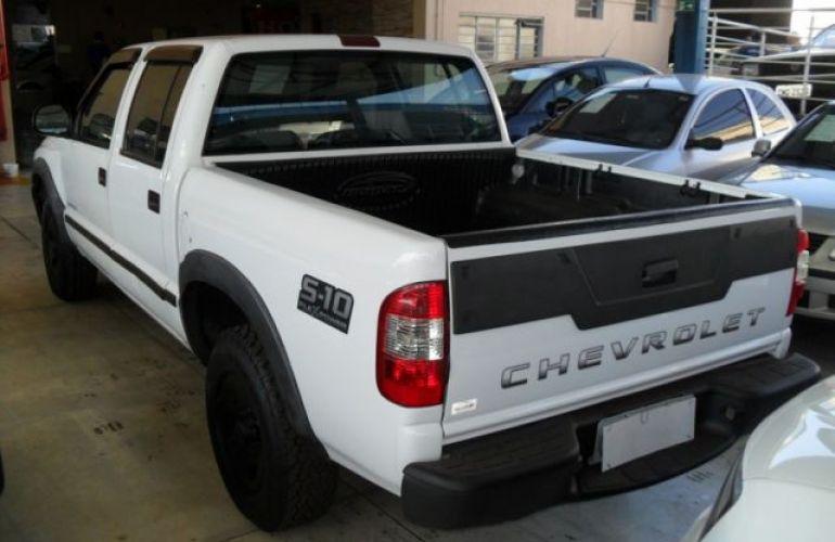 Chevrolet S10 Advantage 4X2 Cabine Dupla 2.4 Mpfi 8V Flexpower - Foto #8