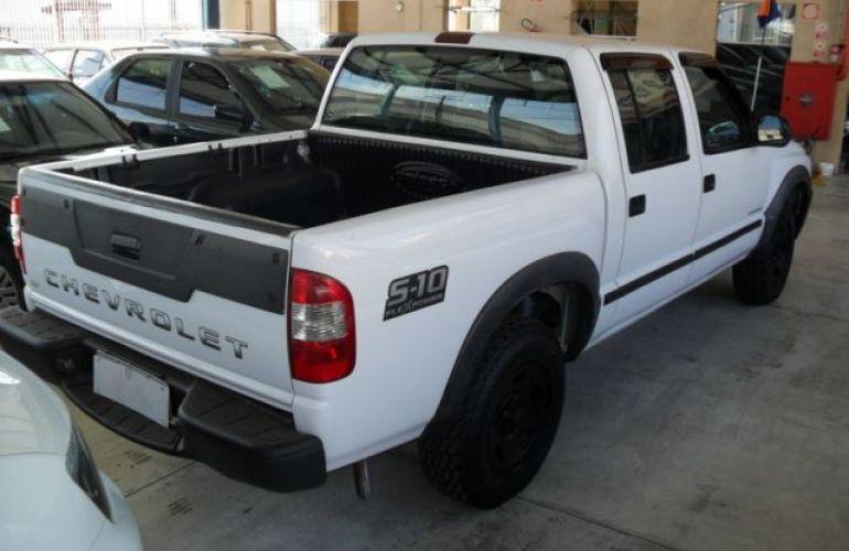 Chevrolet S10 Advantage 4X2 Cabine Dupla 2.4 Mpfi 8V Flexpower - Foto #9