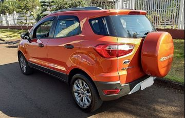 Ford Ecosport Freestyle 1.6 (Flex) - Foto #10