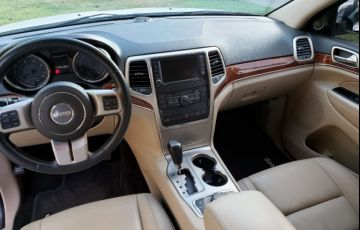 Jeep Grand Cherokee 3.0 CRD V6 Limited - Foto #3