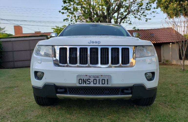 Jeep Grand Cherokee 3.0 CRD V6 Limited - Foto #9