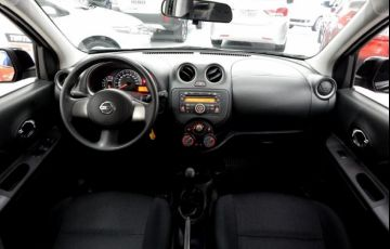 Nissan March SV 1.6 16V Flex - Foto #7