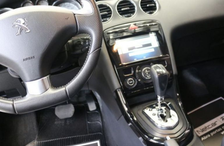 Peugeot 408 Griffe 1.6 16V THP - Foto #7