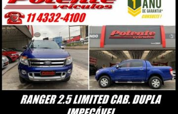 Ford Ranger Limited 4X2 CD 2.5 Flex