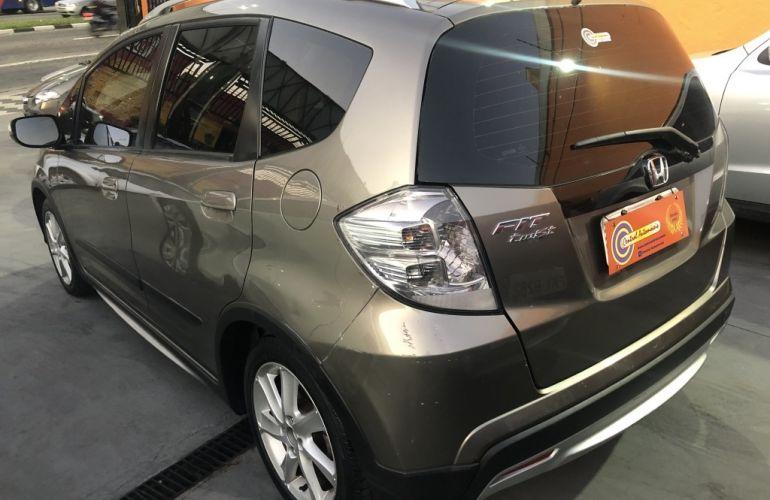 Honda Fit Twist 1.5 16v (Flex) (Aut) - Foto #5