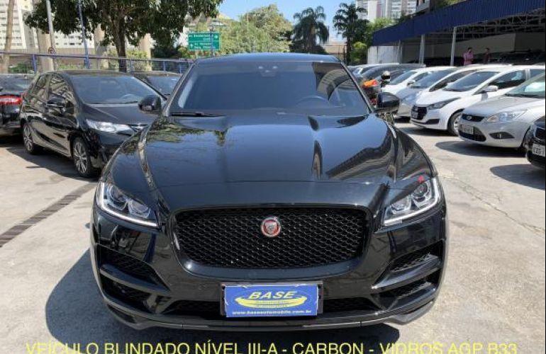 Jaguar F-pace Ingenium Prestige Awd - Foto #1