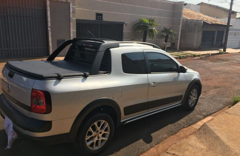 Volkswagen Saveiro Cross 1.6 16v MSI CD (Flex) - Foto #3