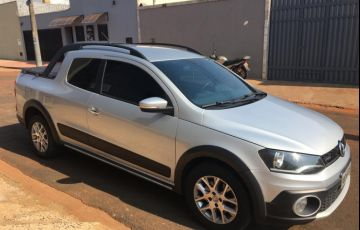 Volkswagen Saveiro Cross 1.6 16v MSI CD (Flex) - Foto #5