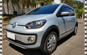Volkswagen Up! 1.0 12v TSI E-Flex Cross Up! - Foto #1