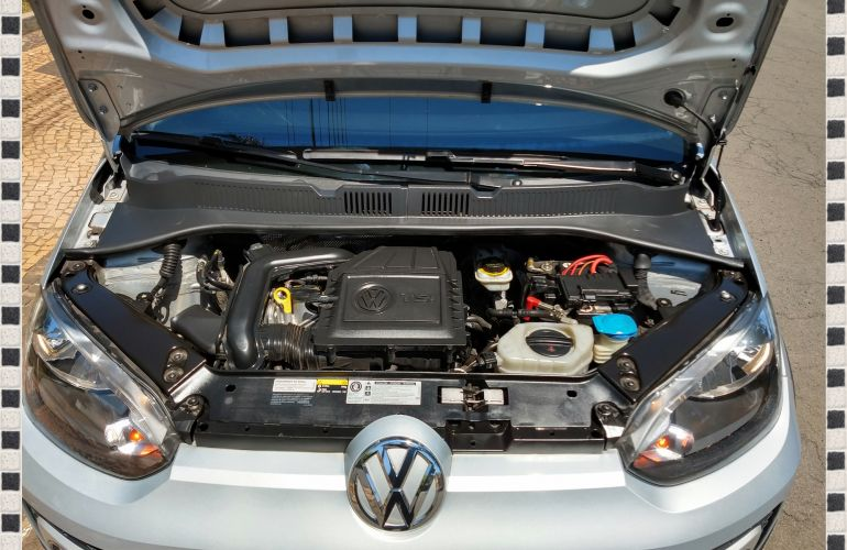 Volkswagen Up! 1.0 12v TSI E-Flex Cross Up! - Foto #6