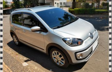 Volkswagen Up! 1.0 12v TSI E-Flex Cross Up! - Foto #7