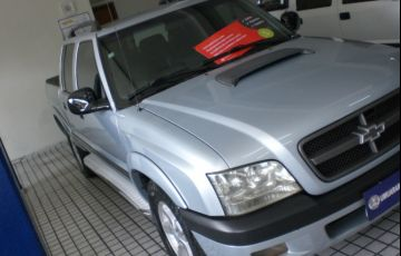 Chevrolet S10 Colina 4x2 2.8 Turbo Electronic (Cab Dupla)