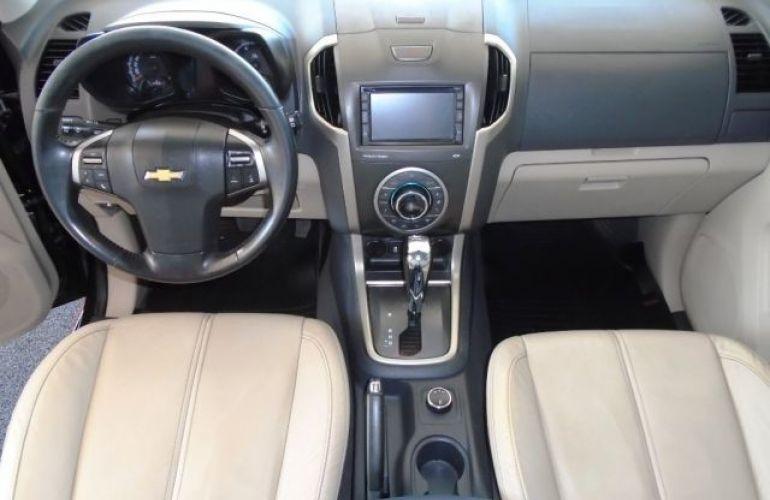 Chevrolet Trailblazer LTZ 2.8 Turbo Diesel 4x4 - Foto #4