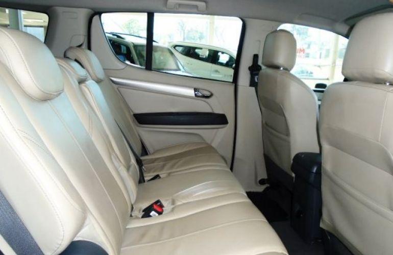 Chevrolet Trailblazer LTZ 2.8 Turbo Diesel 4x4 - Foto #8