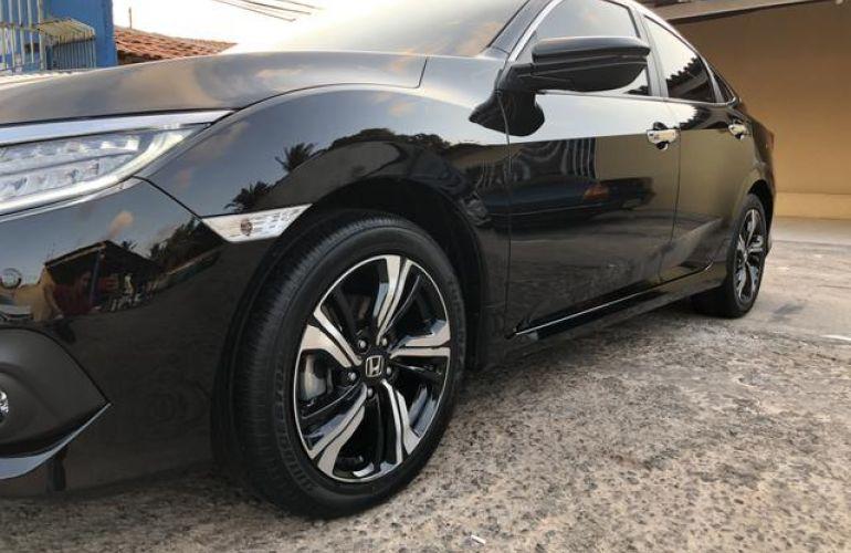 Honda Civic Touring 1.5 Turbo CVT - Foto #1