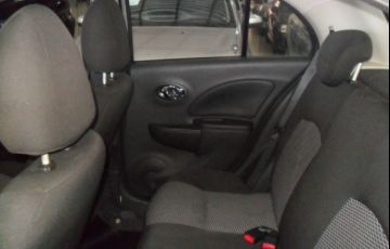 Nissan March S 1.0 16V Flex - Foto #7
