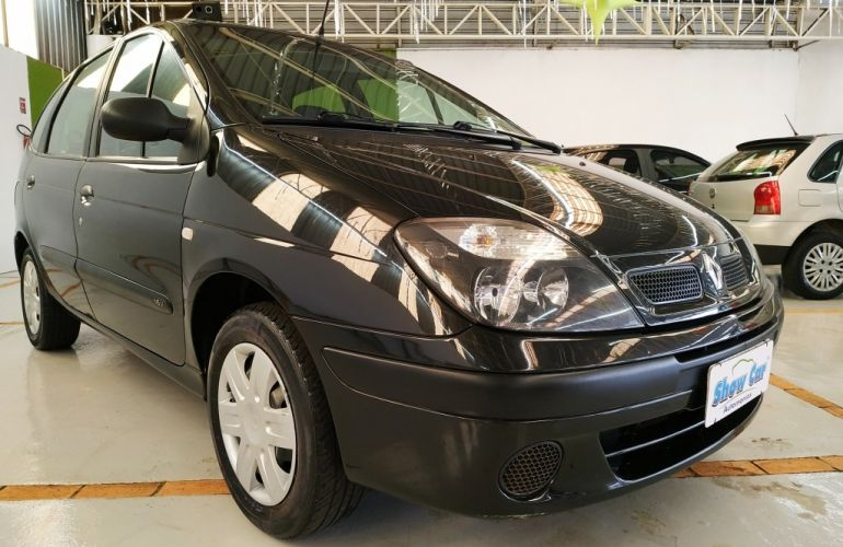 Renault Scénic Authentique 1.6 16V (flex) - Foto #1
