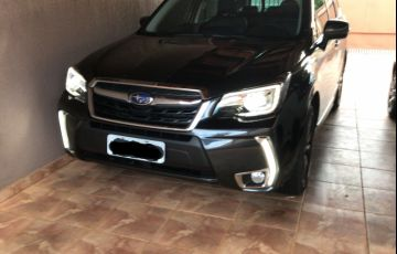 Subaru Forester XT 2.0 16V Turbo CVT 4WD