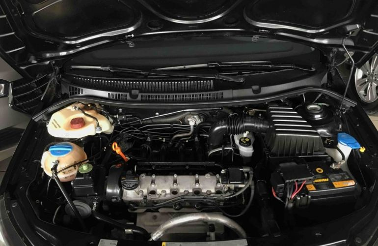 Volkswagen Voyage 1.6 VHT Comfortline (Flex) - Foto #9