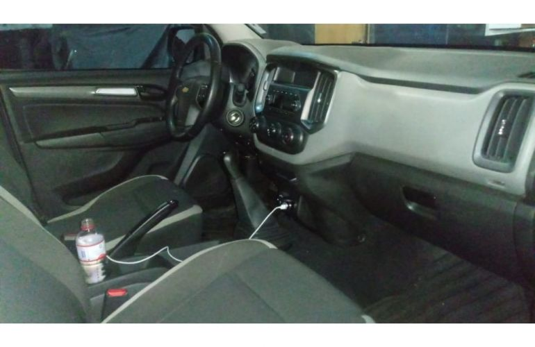 Chevrolet S10 2.8 CTDi 4x4 LT (Cab Dupla) - Foto #5