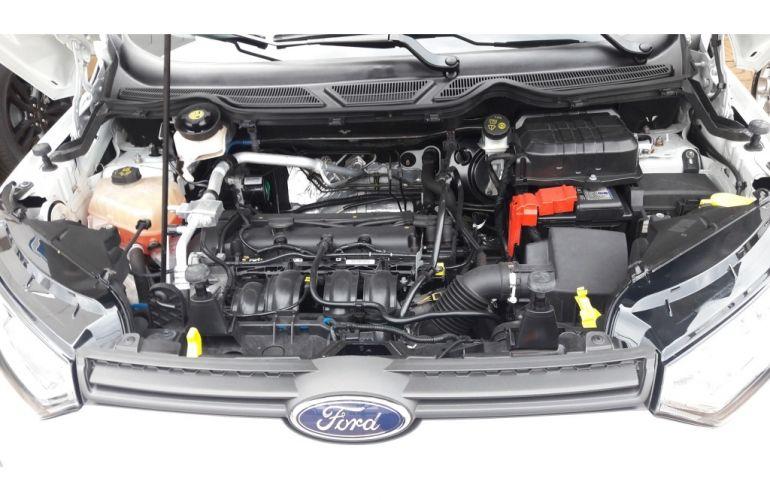 Ford Ecosport Freestyle 1.6 16V (Flex) - Foto #10