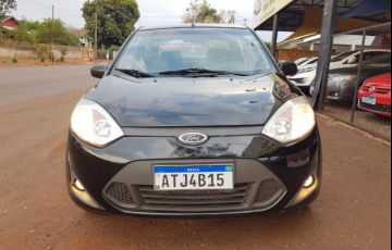 Ford Fiesta Sedan 1.6 Rocam (Flex) - Foto #1