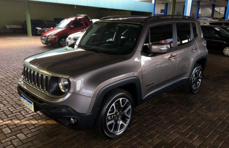 Jeep Renegade 2.0 TDi Longitude 4wd - Foto #1
