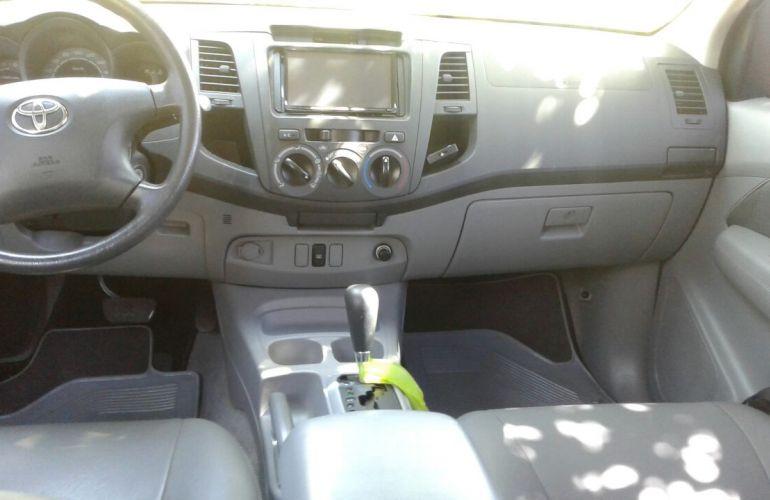 Toyota Hilux SR 4X2 2.7 16V (cab. dupla) (aut) - Foto #4