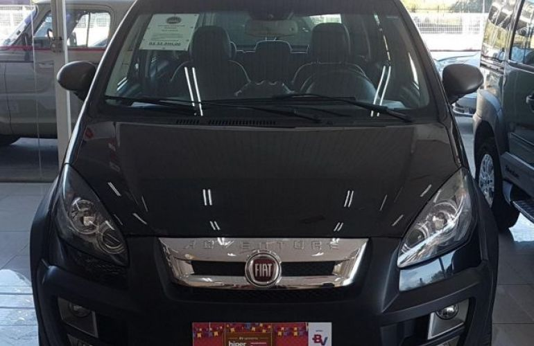 Fiat Idea Adventure Dualogic 1.8 16V Flex - Foto #1