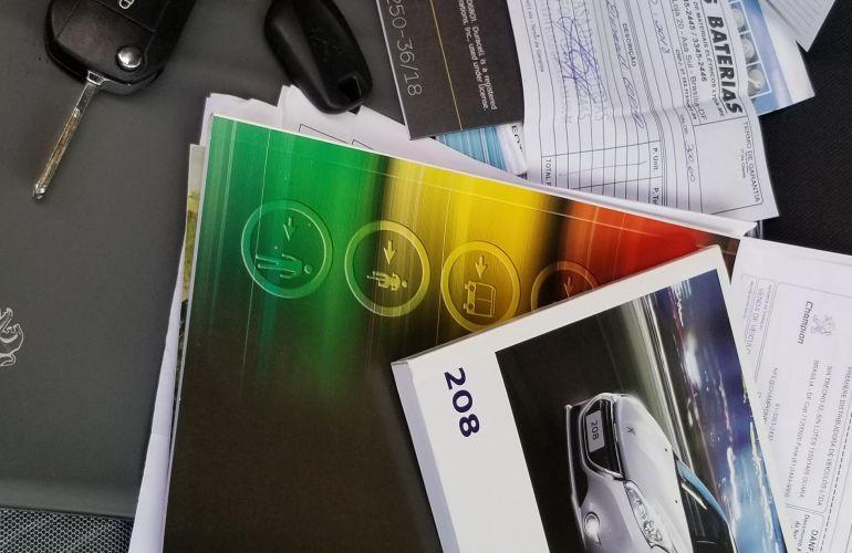 Peugeot 208 Active Pack 1.5 8V (Flex) - Foto #4