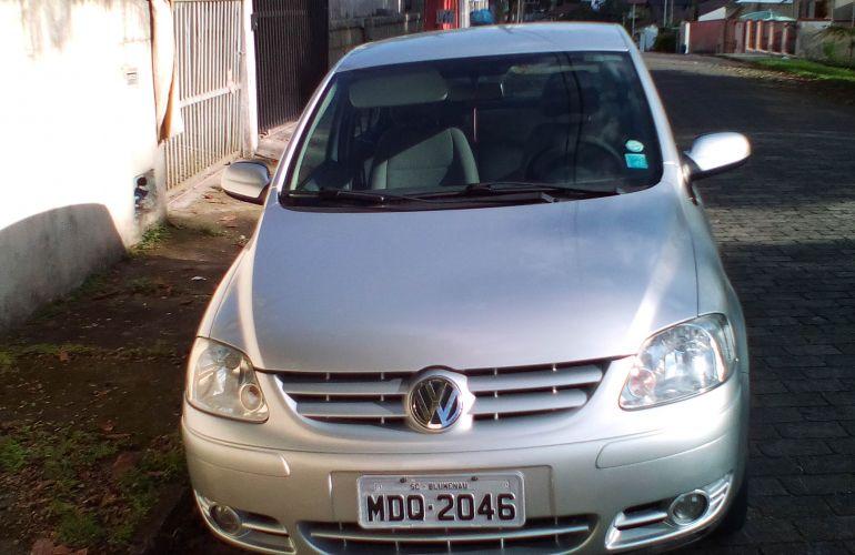 Volkswagen Fox Plus 1.0 8V (Flex) - Foto #10