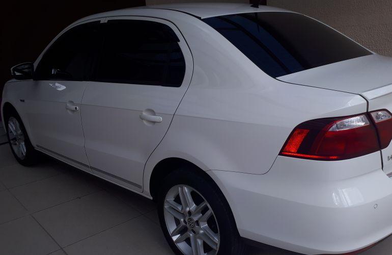Volkswagen Voyage 1.6 VHT Evidence I-Motion (Flex) - Foto #2