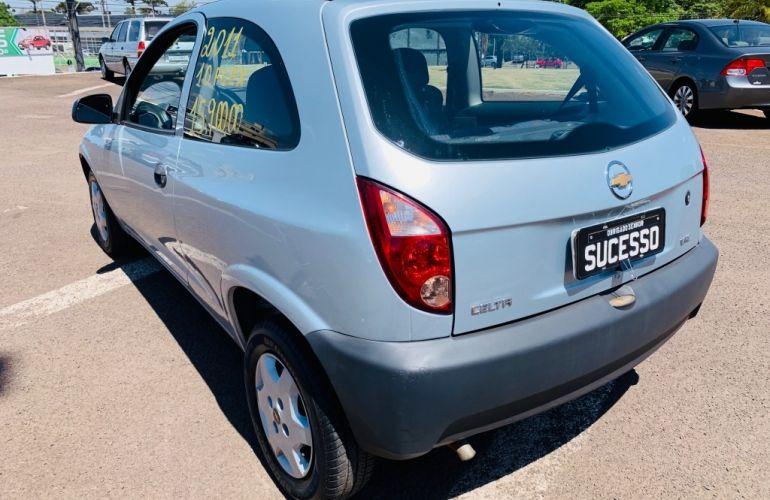 Chevrolet Celta Life 1.0 VHC (Flex) 2p - Foto #4