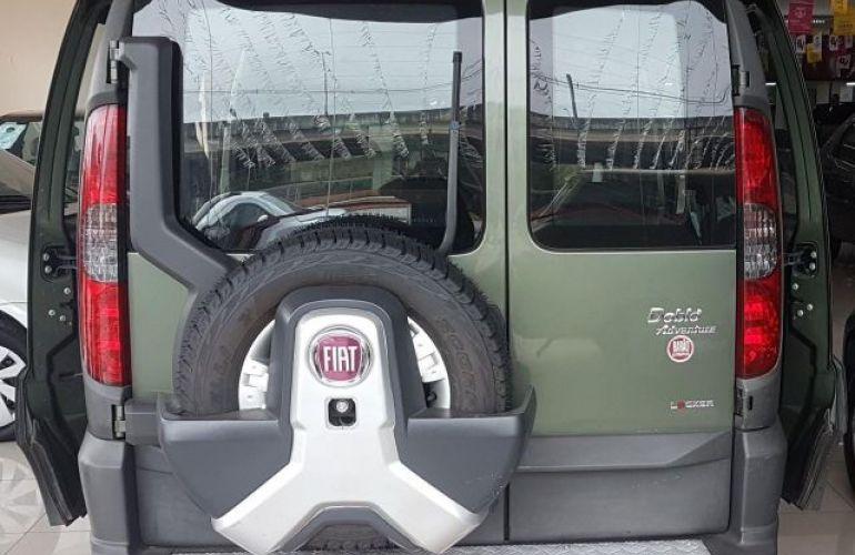 Fiat Doblò HLX 1.8 MPI 16V Flex - Foto #5