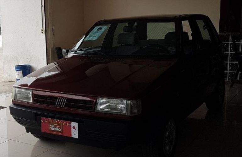 Fiat Uno Mille Eletronic 1.0 8V - Foto #3