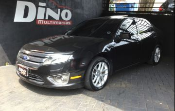 Ford Fusion 3.0 V6 SEL AWD