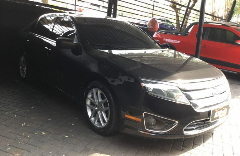 Ford Fusion 3.0 V6 SEL AWD - Foto #2