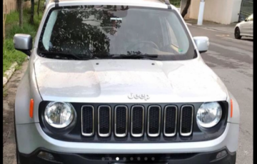 Jeep Renegade Longitude 1.8 (Aut) (Flex) - Foto #4