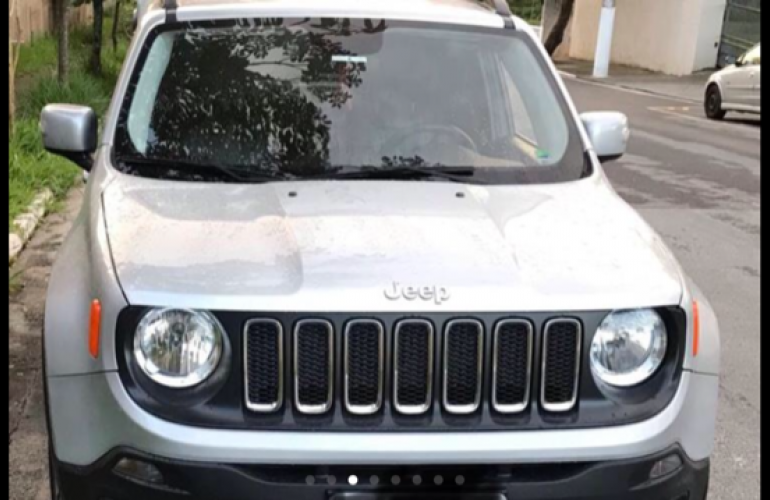 Jeep Renegade Longitude 1.8 (Aut) (Flex) - Foto #7