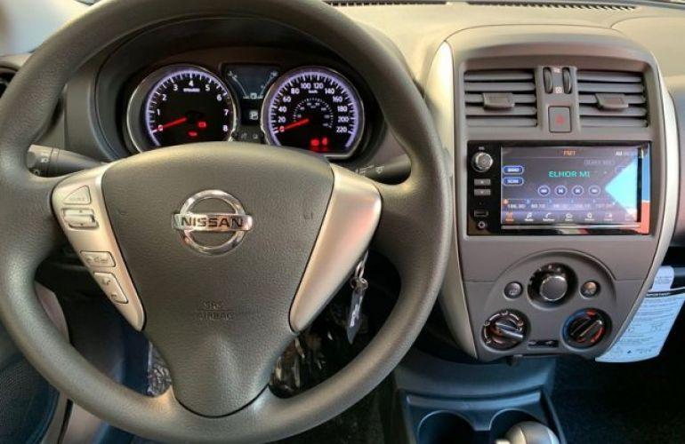 Nissan Versa SV 1.6 16V Flex - Foto #7