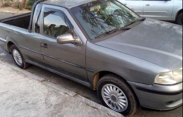 Volkswagen Saveiro Plus 1.8 MI - Foto #4