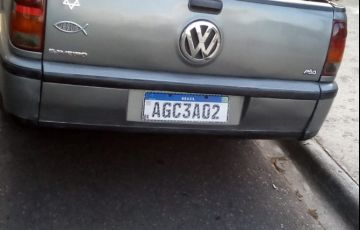 Volkswagen Saveiro Plus 1.8 MI - Foto #5